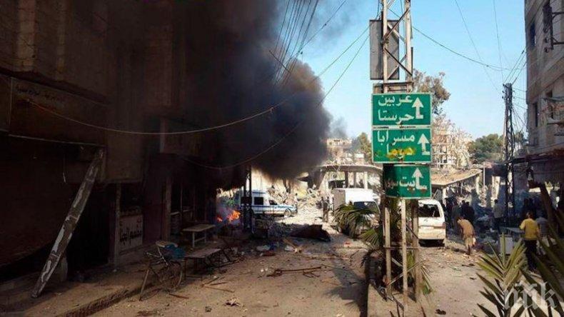 Трагедия! Сирийски генерал е загинал край Дейр ез-Зор