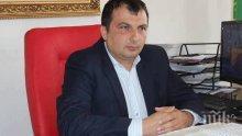 БЕЗ МИЛОСТ! Прокуратурата поиска отстраняването на кмета на Септември