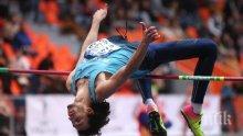 Тихомир Иванов се завърна в сектора с 2.28 м