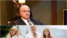 САМО В ПИК! Инсулт покосил бизнесмена Стефан Шарлопов! Семейството скоро се върнало от ваканция в чужбина