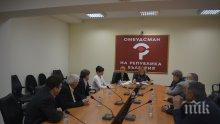 Мая Манолова и Кубрат Пулев дадоха рамо на искането на 1300 спортисти за пожизнена пенсия