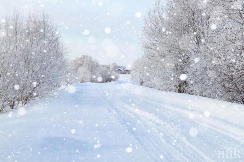 ЛЕДЕНА ЕПОХА! Зимата се връща в неделя