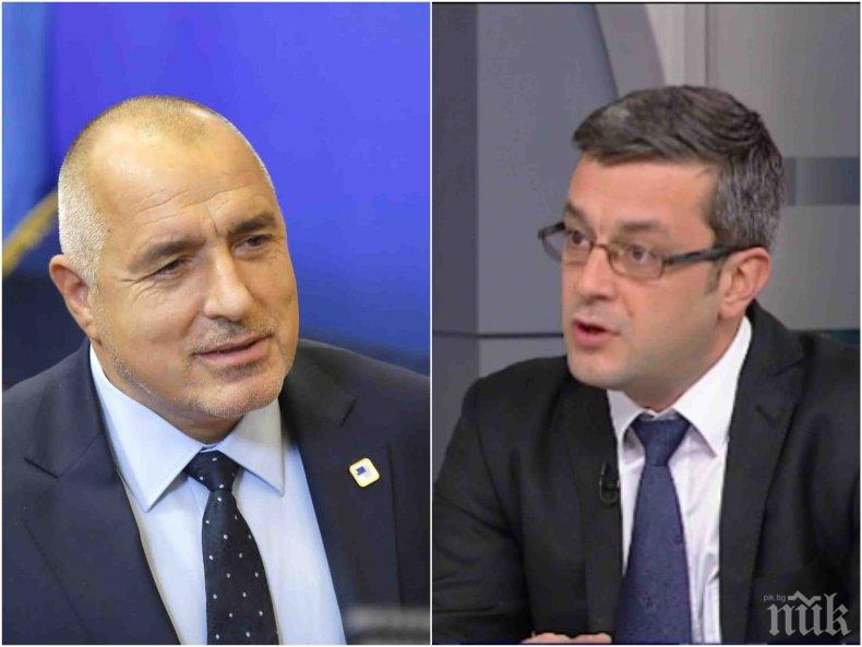 Тома Биков е категоричен: ГЕРБ е в кондиция, нямаме лидерски проблем
