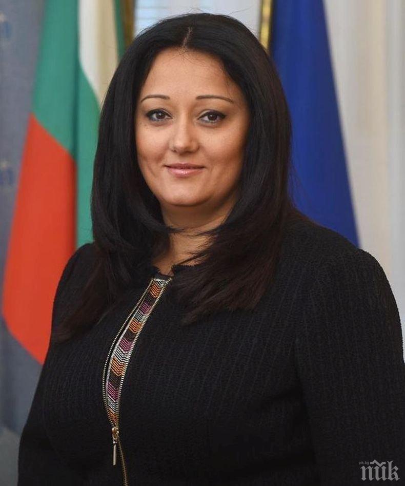 Министър Лиляна Павлова официално откри Българското председателство в Брюксел