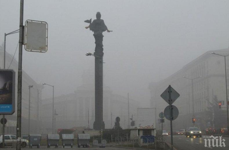 Столичани излизат на пореден протест срещу мръсния въздух