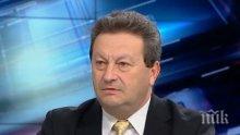 Таско Ерменков възмутен: Връща ли се политическата полиция у нас