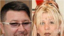 САГАТА ПРОДЪЛЖАВА! Рокаджийката Милена Славова ще съди шеф Петров за телесни повреди