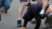 СКАНДАЛНО ВИДЕО показа брутален побой над ученик в Русе (18+)
