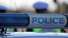 УДАР! ТИР с пиян шофьор се заби в бензиностанция в Ямболско