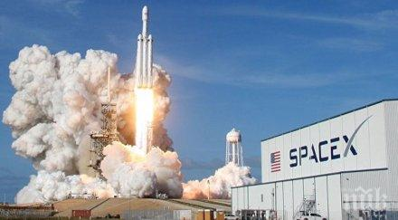 """Реакция! В Русия определиха изстрелването на Falcon Heavy, като """"много добър трик"""""""