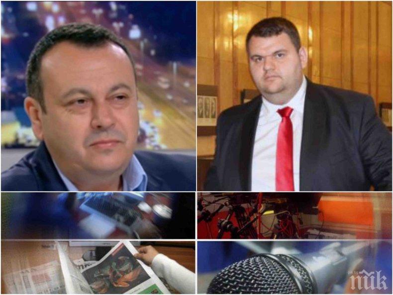 САМО В ПИК TV! Депутатът от ДПС Хамид Хамид с първи разкрития за законопроекта на Пеевски за медиите и новите правила за българско гражданство (ОБНОВЕНА)