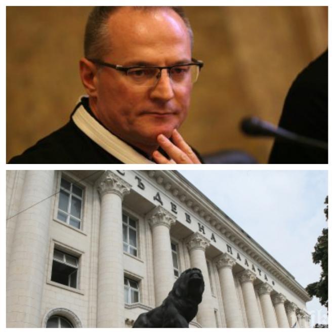 СКАНДАЛ ВЪВ ВКС! Съдийската колегия бламира Лозан Панов, заместникът му сам хвърли оставка