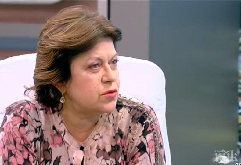 Татяна Дончева за арестувания кмет на Септември: Доказателствата са афиф