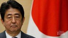 Шиндзо Абе настоя КНДР да освободи отвлечените японски граждани