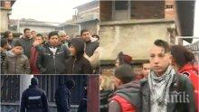 ОТ ПОСЛЕДНИТЕ МИНУТИ! Съдът остави в ареста циганина, виновен за екшъна в Ихтиман