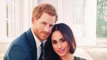 Принц Хари и Меган посрещат Свети Валентин в Шотландия