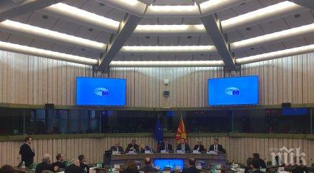 ПРОБИВ! Ангел Джамбазки и Андрей Ковачев с исторически успех в ЕП за Македония