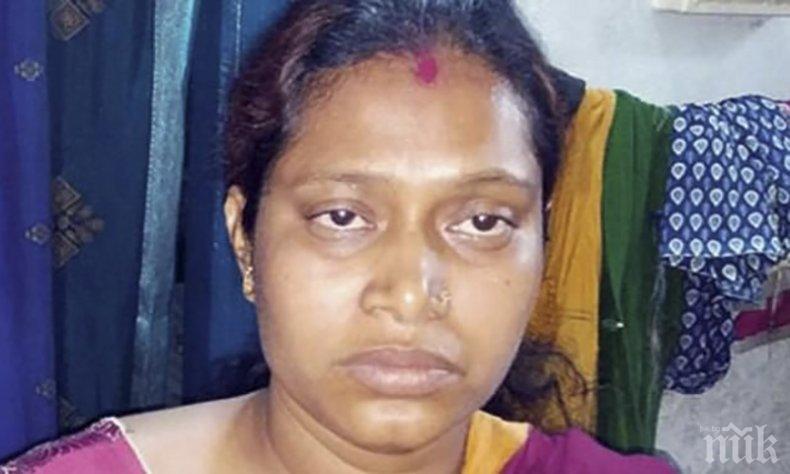 ШОК! Индиец тайно от жена си продаде бъбрека й