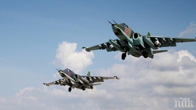Израел: Въздушните удари в Сирия изпратиха ясно послание на Иран