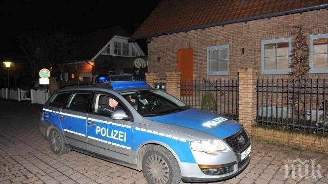 КЪРВАВО МЕЛЕ! Детски рожден ден на българи в Германия се обърна в масов бой, седем души са ранени