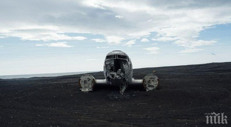 СТРАШНА ТРАГЕДИЯ! Няма оцелели след катастрофата на руския самолет Ан-148