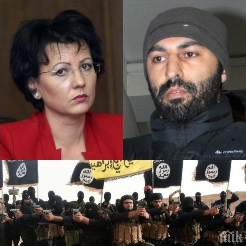 ШОКИРАЩИ РАЗКРИТИЯ! Заловеният у нас терорист набирал джихадисти за атентати