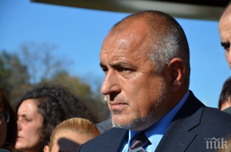 Борисов: Конфликтът в Нагорни Карабах може да се реши чрез преговори
