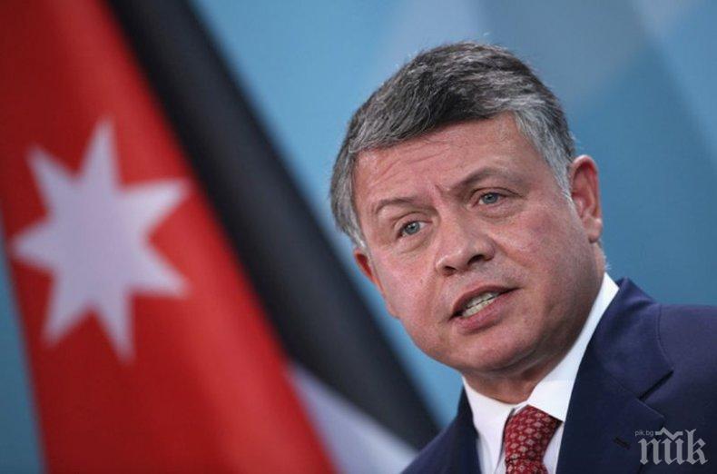 Кремъл: Поредният близкоизточен лидер, който ще дойде в Москва, за да обсъди Сирия е крал Абдула II от Йордания