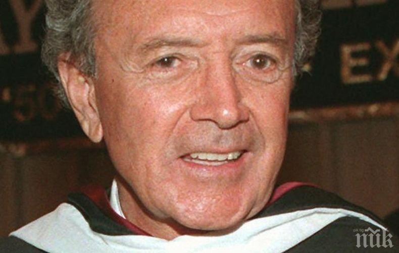 Почина американският певец и актьор Вик Дамоун (ВИДЕО)