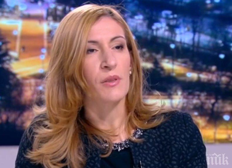 ИЗВЪНРЕДНО В ПИК TV! Николина Ангелкова с първи думи преди евросрещата за туризма в НДК (ОБНОВЕНА)