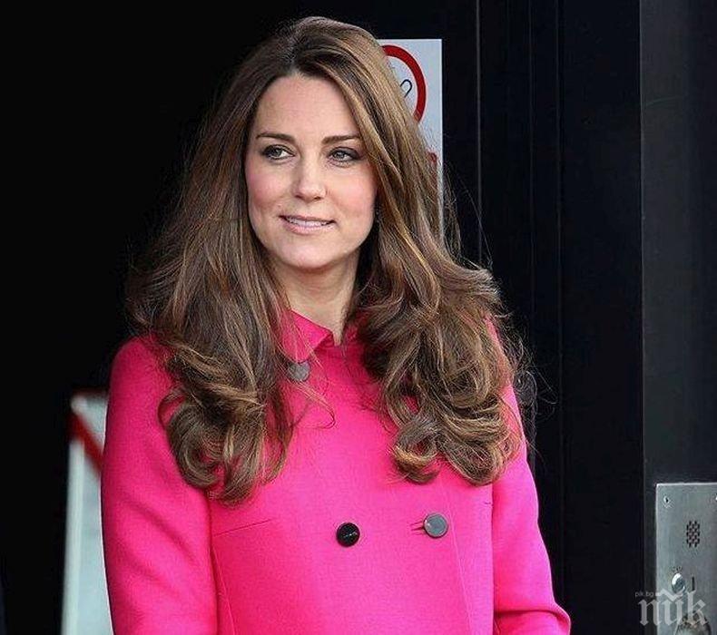 Принцеса Кейт пред сложна дилема, ще се облече ли в черно за наградите БАФТА (СНИМКИ)