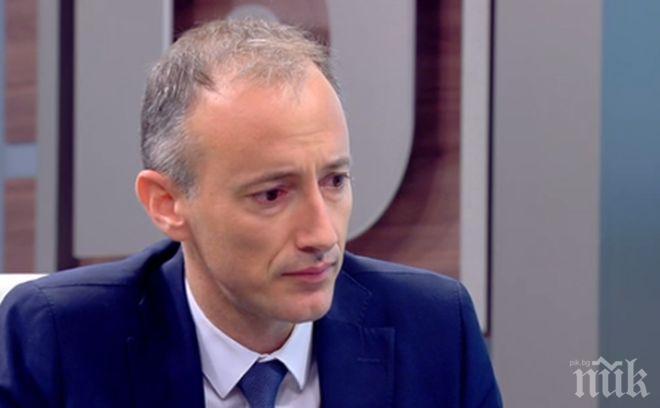 ЕКСКЛУЗИВНО В ПИК TV! Министър Красимир Вълчев с важни новини за училищата