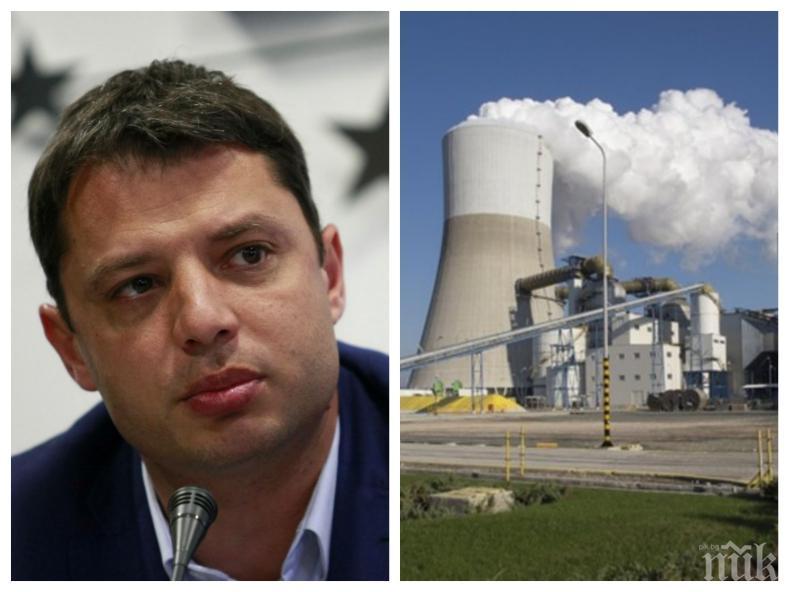 В ДЕСЕТКАТА! Делян Добрев хвърли бомба: До няколко месеца край с неизгодните договори с американските централи!