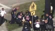 Между две и седем жертви на стрелеца от училището във Флорида