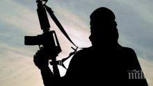 """Трупове на жертви на """"Ислямска държава"""" открити в масов гроб в Сирия"""