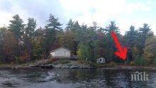 МИСТЕРИЯ! СНИМКИ на призраци край лодка взривиха мрежата