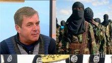 ШОКИРАЩА ВЕРСИЯ! Мажд Алгафари хвърли истинска бомба: У нас има терористични клетки, охранителни фирми обучават бойци от чужбина