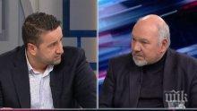 ИСКРИ В ЕФИР! Политически анализатори се сдърпаха заради конфликта Радев - Борисов! Президентът слязъл на нивото на жълтите вестници
