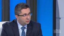 Министър Нанков с последни подробности за новите строежи