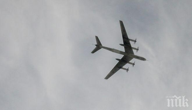Сирия откри стрелба срещу израелски разузнавателен самолет