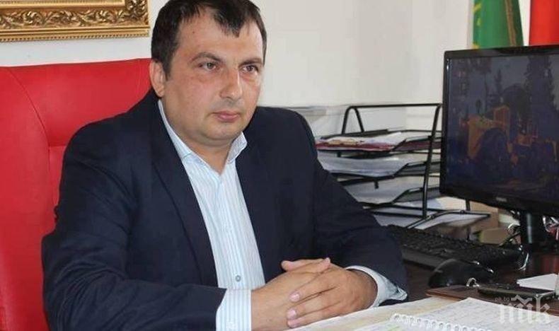 Съдът реши: Марин Рачев остава кмет на община Септември