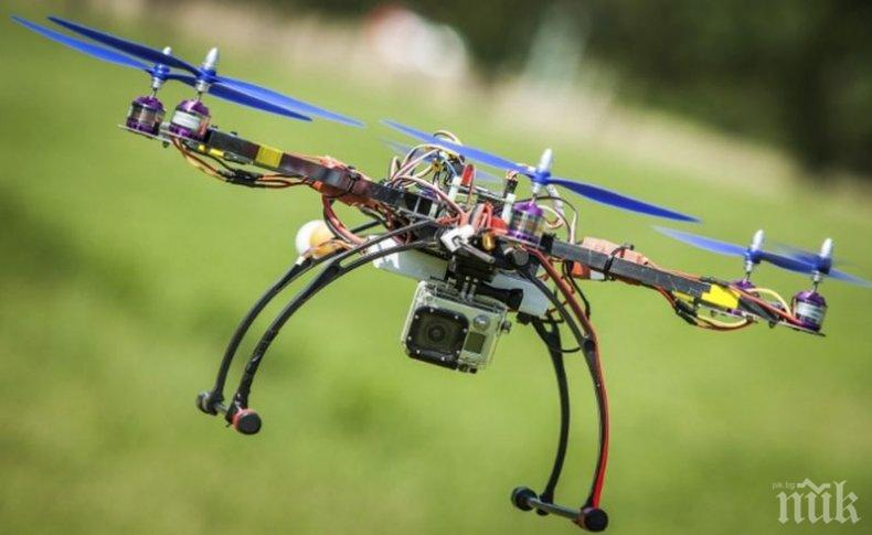Руското Министерство на транспорта предлага да бъдат сваляни дронове за нарушение на въздушното пространство