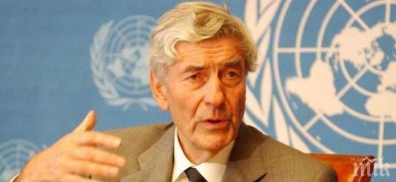 Почина бившият холандски премиер Руд Люберс