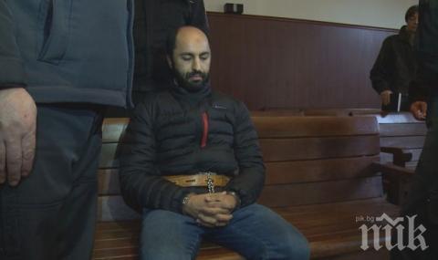 Заловеният у нас терорист от ИДИЛ обжалва мярката си