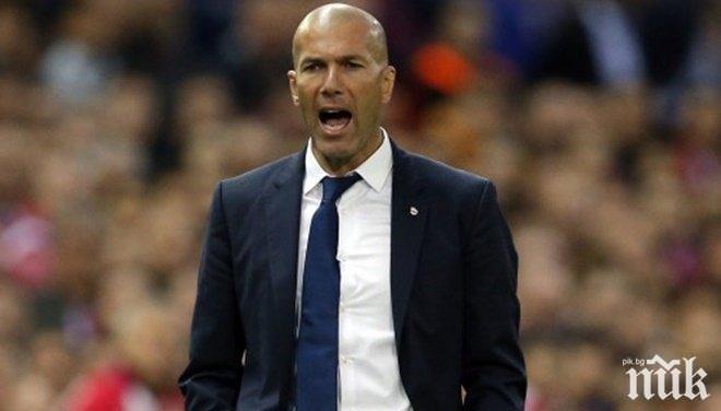 Треньорът на Реал (Мадрид) след успеха над ПСЖ: Още нищо не е решено. Не трябва да сме прекалено самоуверени в реванша