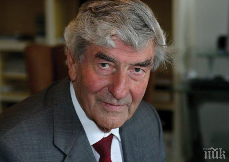 Почина най-дълго управлявалият холандски премиер