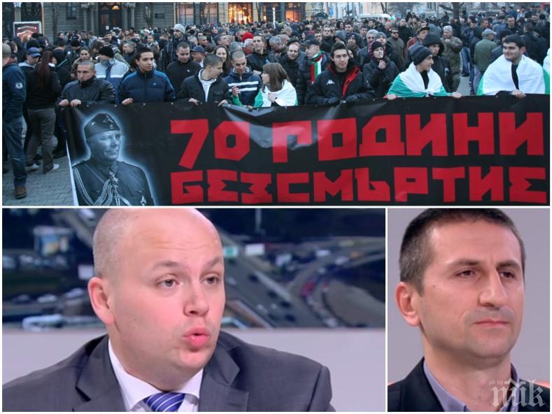 ЕКСКЛУЗИВНО! Сашо Симов попиля привържениците на Луков марш! Депутатът направи паралел между ген. Луков и Азис
