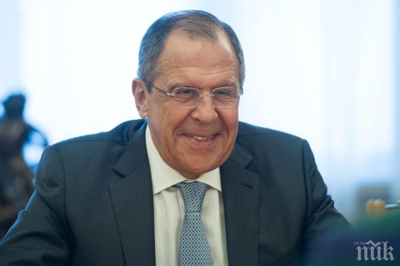 Лавров обвини САЩ в подкопаване на сирийския интегритет