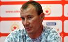 """Треньорът на ЦСКА посочи кой е най-големият проблем на """"червените"""""""