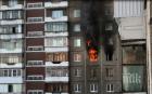 Ученик спаси деца от горящ апартамент (ВИДЕО)